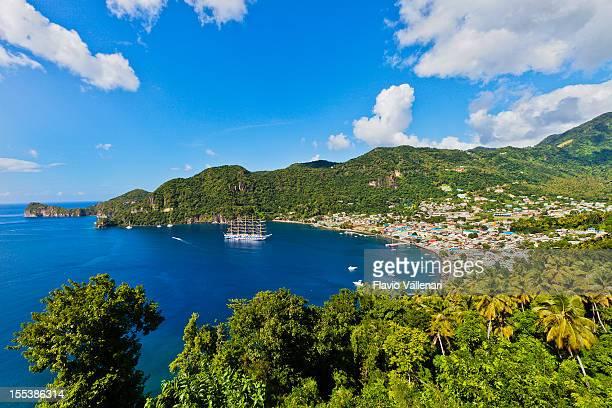 Soufrière, Saint Lucia