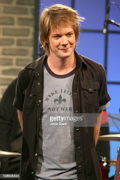 Soul Asylum during Amazoncom 'Fishbowl with Bill Maher' Ivan Reitman July 20 2006 at VPS Studios in Hollywood California United States