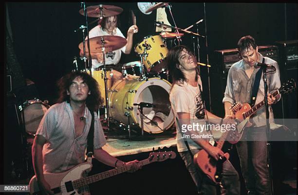 Soul Asylum perform in Minneapolis Minnesota in 1990