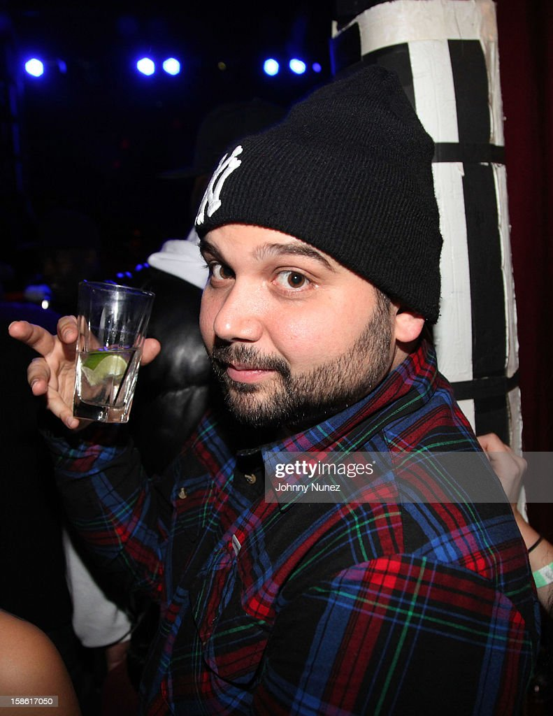 DJ Soul attends Brooklyn Bowl on December 20, 2012, in New York City.