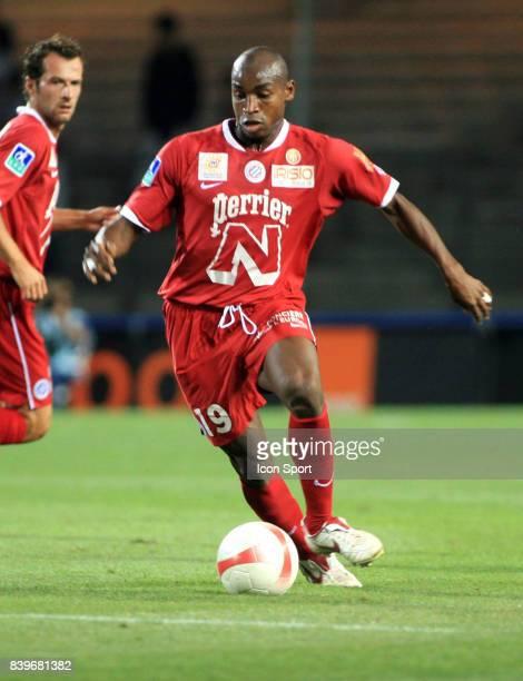 Souleymane CAMARA Montpellier / Ajaccio 5e journee de Ligue 2