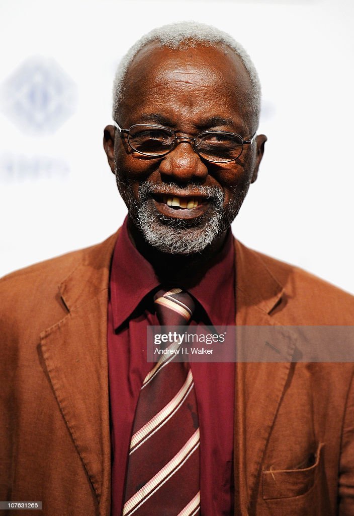 Souleymane Cisse attends the 'Cairo Exit' premiere during day five of the 7th Annual Dubai International Film Festival held at the Madinat Jumeriah Complex on December 16, 2010 in Dubai, United Arab Emirates.