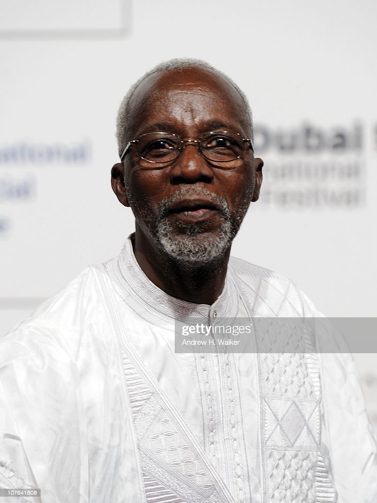Souleymane Cisse attends the Opening Night Gala of 'The King's Speech' during day one of the 7th Annual Dubai International Film Festival held at the Madinat Jumeriah Complex on December 12, 2010 in Dubai, United Arab Emirates.