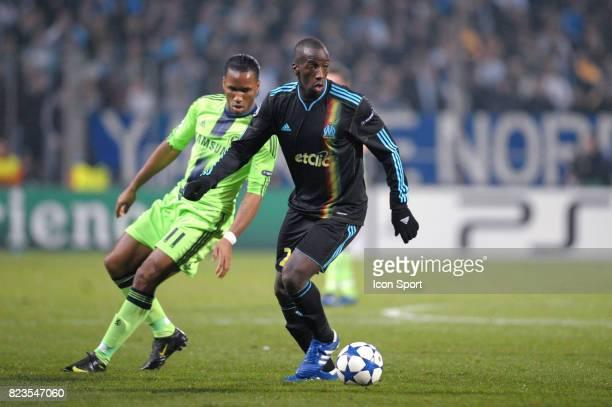 Souleymane DIAWARA Marseille / Chelsea Champions League 2010/2011