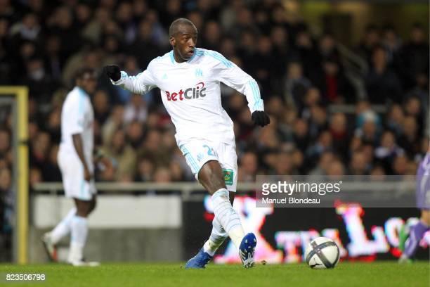 Souleymane Diawara Toulouse / Marseille 14eme journee de Ligue 1