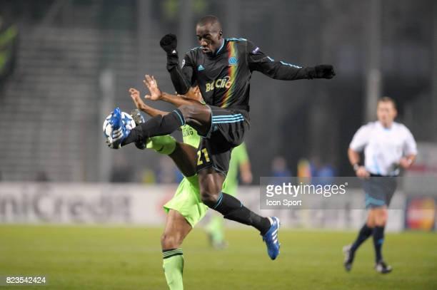 Souleymane DIAWARA / Didier DROGBA Marseille / Chelsea Champions League 2010/2011