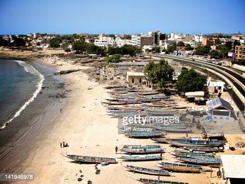 Soumbedioune fish market