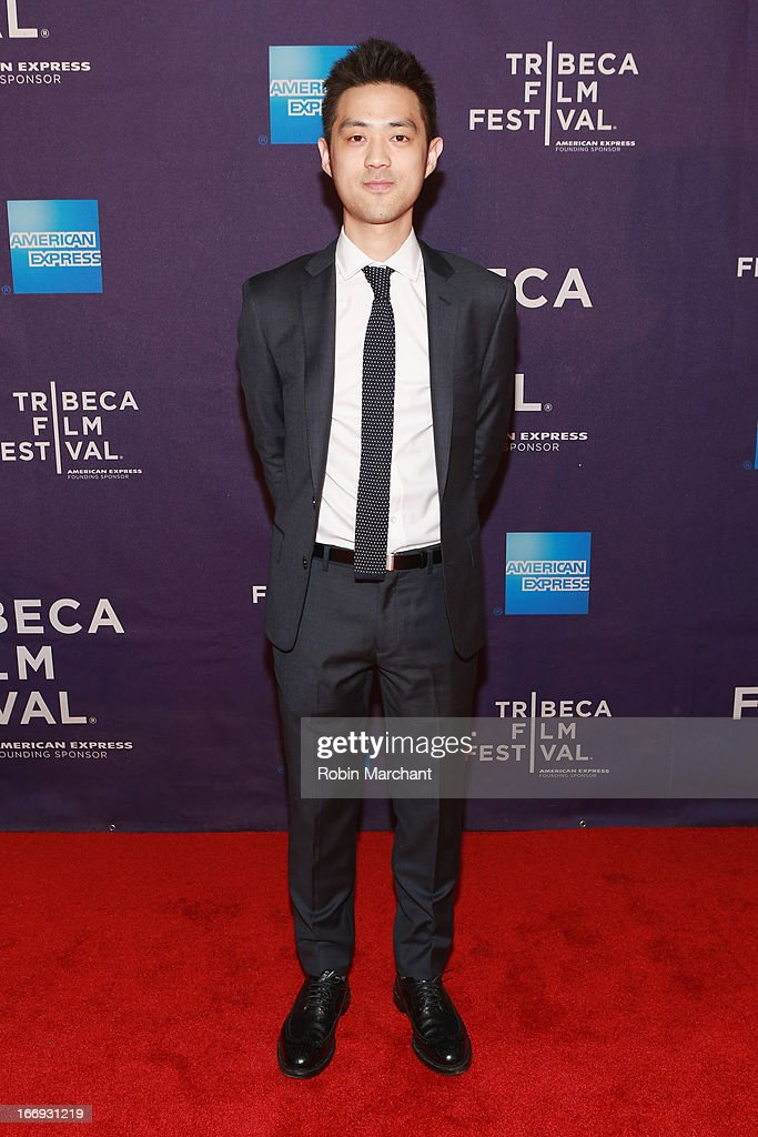 Sound designer Jo Keita attends the 'Odayaka' World Premiere during the 2013 Tribeca Film Festival on April 18, 2013 in New York City.