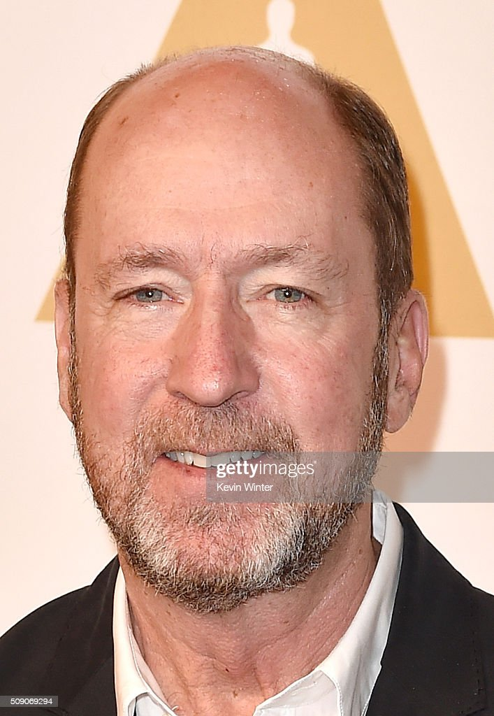 Sound engineer Chris Jenkins attends the 88th Annual Academy Awards nominee luncheon on February 8, 2016 in Beverly Hills, California.