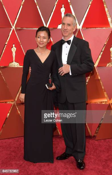 Sound engineer Gary Summers and guest attend the 89th Annual Academy Awards at Hollywood Highland Center on February 26 2017 in Hollywood California