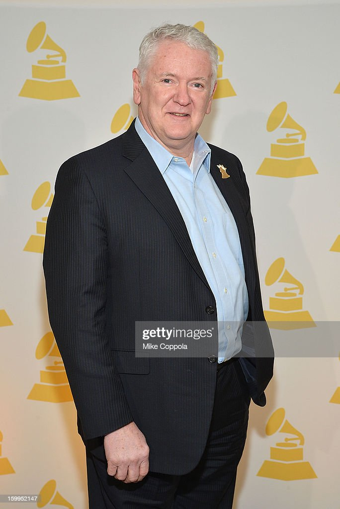 Sound engineer Jim Anderson attends GRAMMY Nominee Reception at The Recording Academy NY Chapter on January 23, 2013 in New York City.