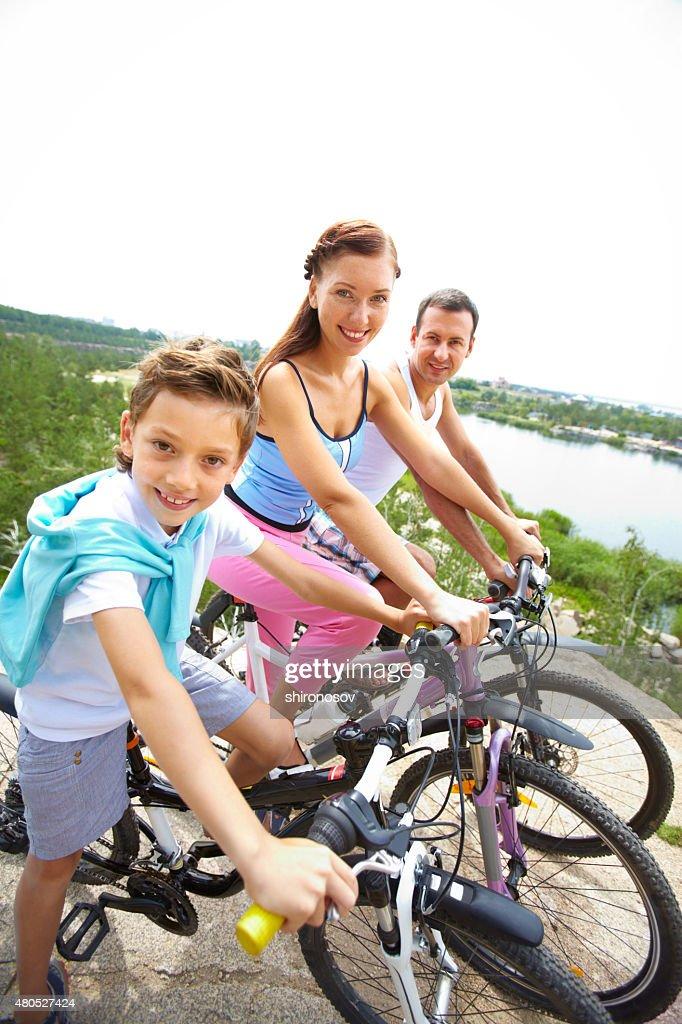 Sound family : Stock Photo