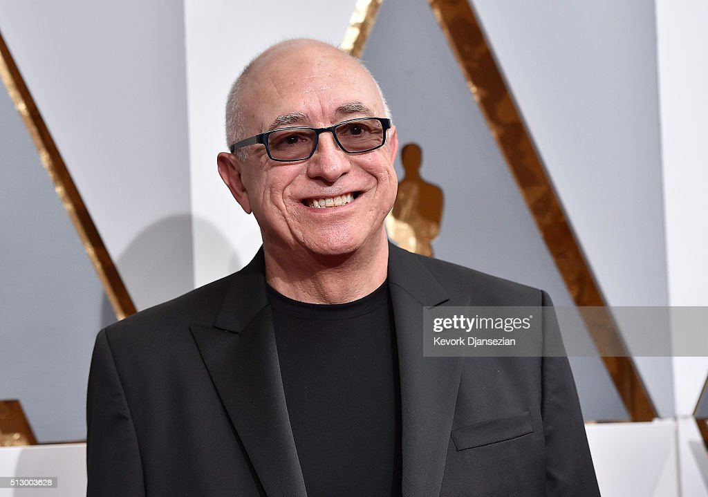 Sound mixer Randy Thom attends the 88th Annual Academy Awards at Hollywood Highland Center on February 28 2016 in Hollywood California
