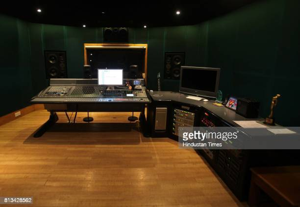 Sound Recording at Famous Studio on Wednesday