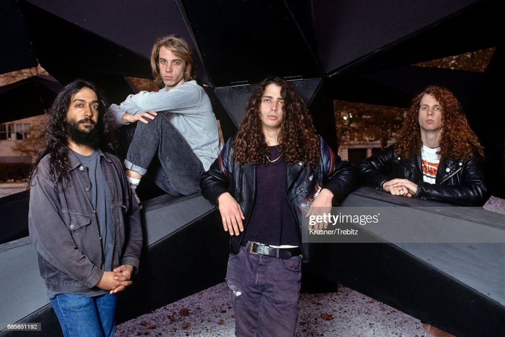 Jason Everman Soundgarden