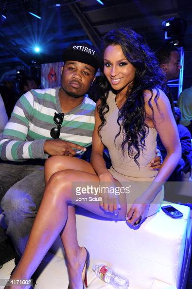 Soundz and Singer Ciara attend the Samsung Infuse 4G For ATT Launch Event Featuring Nicki Minaj held at Milk Studios on May 12 2011 in Hollywood...