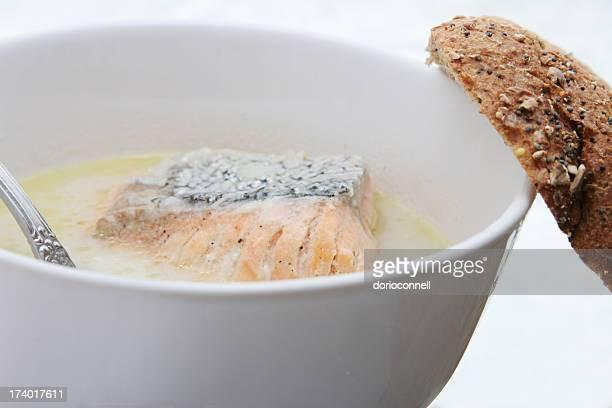 Soupe et du pain