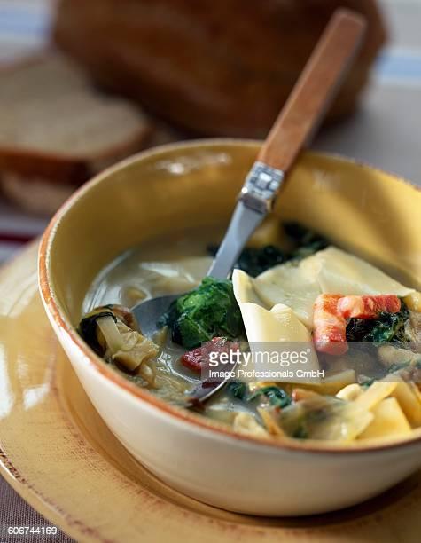 Soup du Chalet