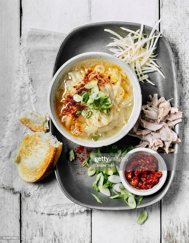 Soup : Stock Photo