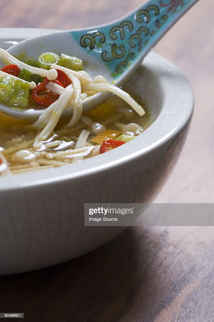 Soup : Stock Photo