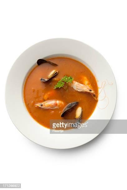 Des soupes: Soupe de poisson