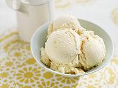 Sour Cream Brown Sugar Ice Cream