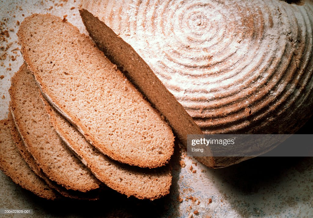 Sour Dough Bread with Rye