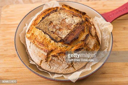Sour Dough County Bread