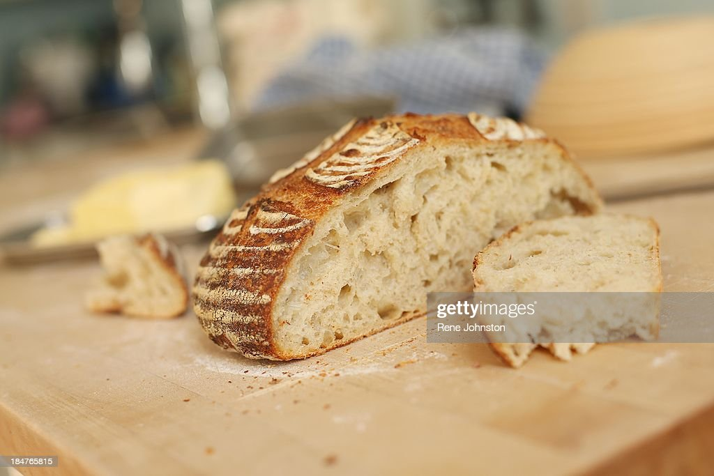 Sourdough bread Toronto October 9 2013