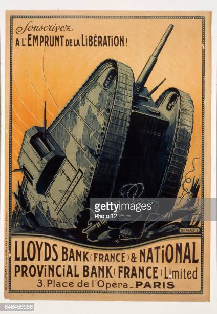 Souscrivez a l'Emprunt de la Liberation Lloyds Bank and National Provincial Bank Limited Subscribe to the Liberation Loan Lloyds Bank and National...