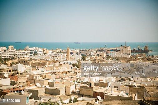 Sousse city, Tunisia