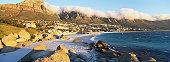 South Africa, Cape Town, Clifton Beach