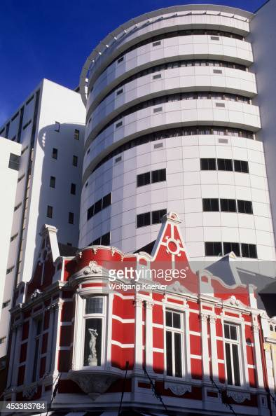 Cape Dutch Architecture Stock Photos And Pictures Getty