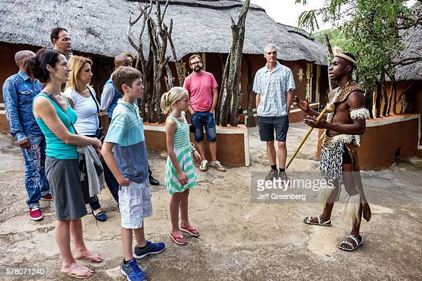 Zulu In Traditional Dress Stock Photos And Pictures Getty Images
