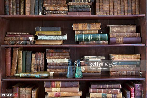 South Africa, Stellenbosch, Antique books