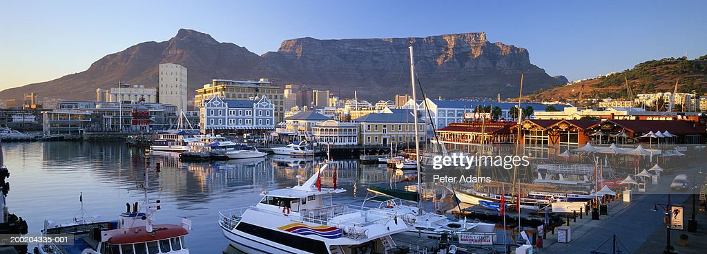 South Africa, Western Cape Province, Cape Town, Waterfront : Stock Photo