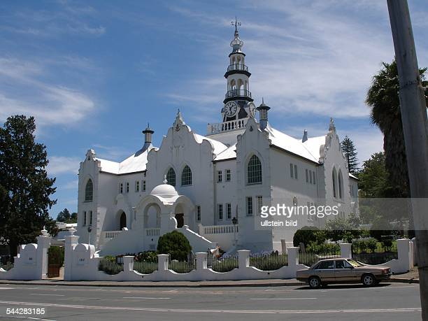 South Africa Western Cape Swellendam NG Kerk Dutch Reformed Church