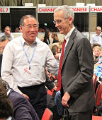 DURBAN South Africa Xie Zhenhua vice chairman of China's National Development and Reform Commission and Todd Stern US climate talks envoy are...