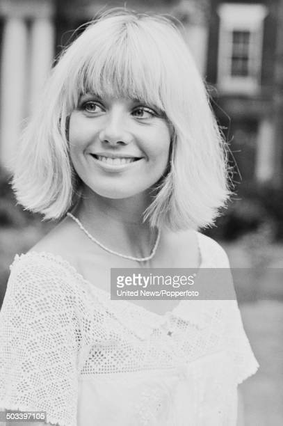 South African born actress Glynis Barber posed in London on 29th August 1984