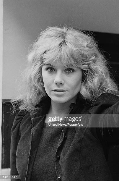 South African born actress Glynis Barber pictured in London on 31st March 1983