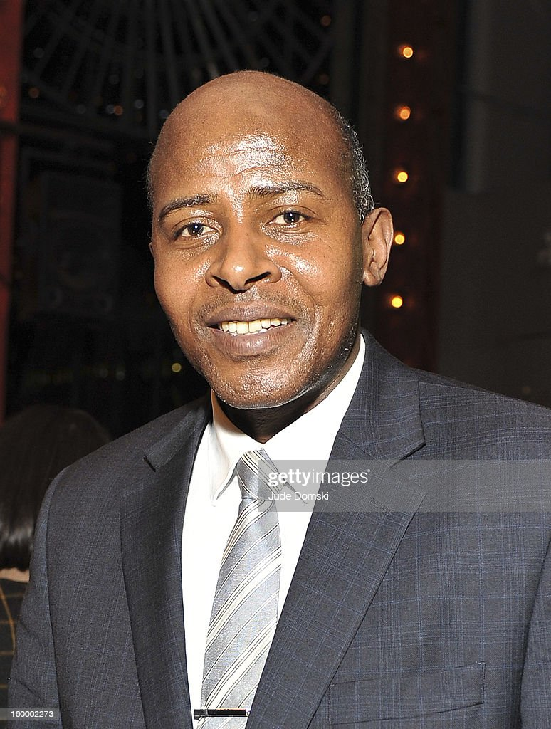 South African Consul General George Monyemangene attends the 2013 BAM Theater Gala at Brooklyn Academy of Music on January 24, 2013 in the Brooklyn borough of New York City.
