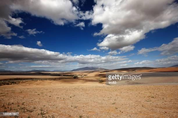 Blick auf die Landschaft von Südafrikas Garden Route