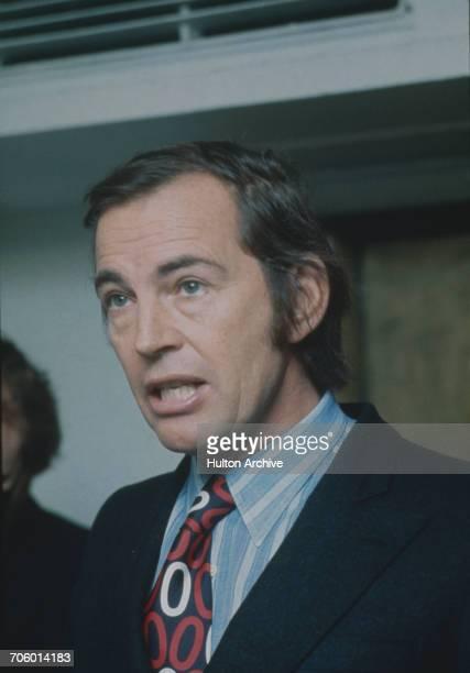 South African heart surgeon Christiaan Barnard circa 1970