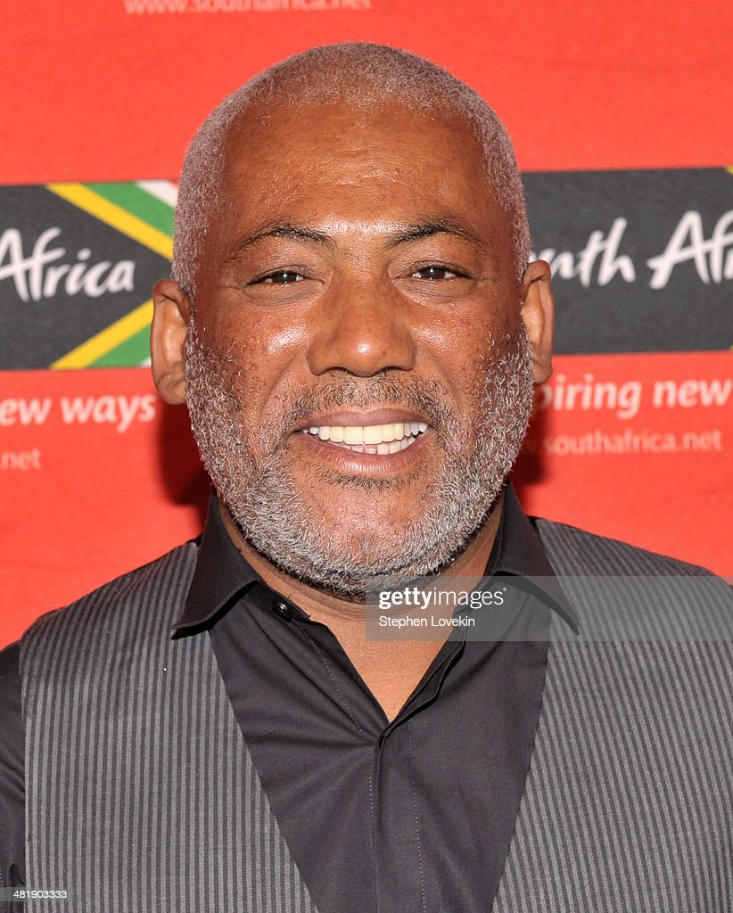 South African musician Jonathan Butler attends the 2014 Ubuntu Awards at Gotham Hall on April 1, 2014 in New York City.