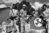 South African Neo-Nazis with Guns
