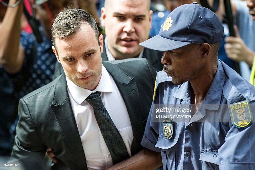 Oscar Pistorius Granted Bail While Awaiting Murder Conviction Sentencing