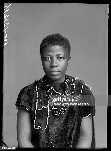 South African singer Johanna Jonkers a member of The African Choir London 1891 The choir drawn from seven different South African tribes toured...