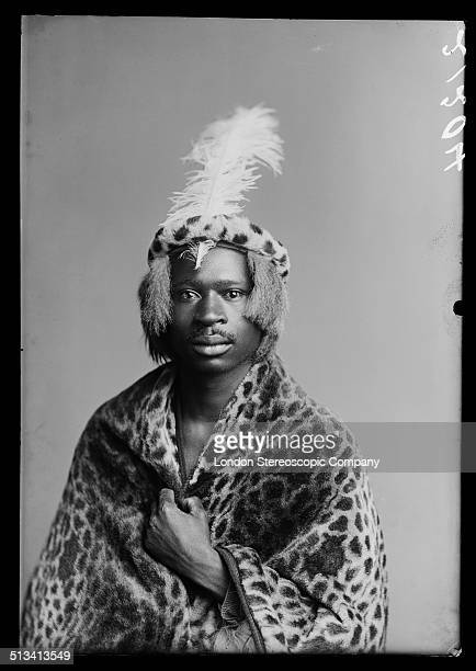 South African singer Josiah Semouse a member of The African Choir 1891 The choir drawn from seven different South African tribes toured Britain from...