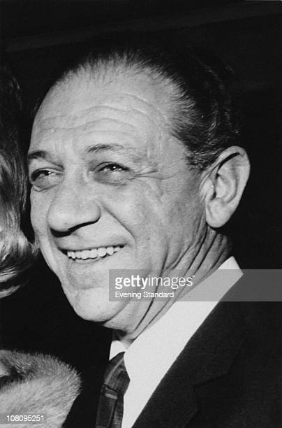 South Africanborn actor Sid James November 1961