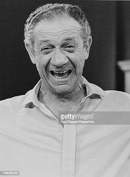 South Africanborn actor Sid James